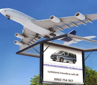Prevadzka Preprava na letiská